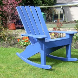 Rocking Garden Chair