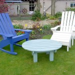 Rocking Chair Garden Set
