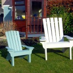 childrens garden chair